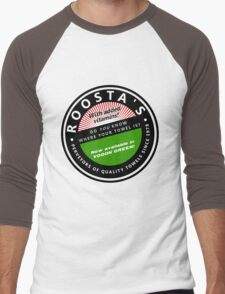 Roosta's Towels - do you know where YOURS is? Men's Baseball ¾ T-Shirt