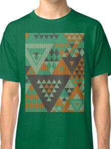 Triangulon - Mint Choc Orange Classic T-Shirt