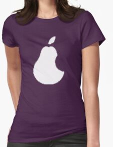 Pear not Apple Womens Fitted T-Shirt