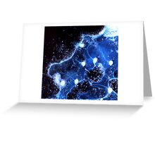 Greater Dog- Canis Major- Sirius  Greeting Card