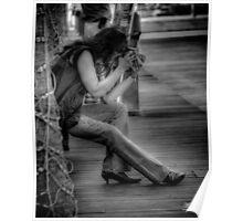 Lei e la fotografia Poster
