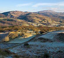 Precipice walk No1 by StephenRB