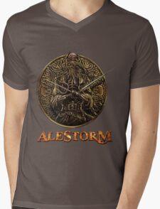 Alestorm Mens V-Neck T-Shirt