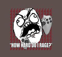 Video Game Rage Unisex T-Shirt