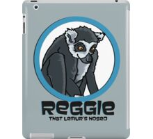 Reggie - Archer's beloved pet iPad Case/Skin