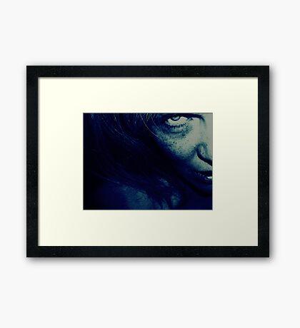 03-25-11:  Intolerable Framed Print