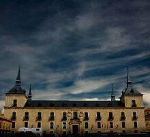 Lerma, an unknown place within Castilla by Shienna