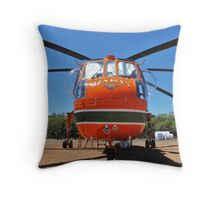 N243AC Erikson Sky Crane Throw Pillow