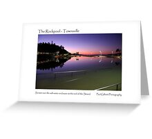 The Strand Rockpool – Townsville Greeting Card