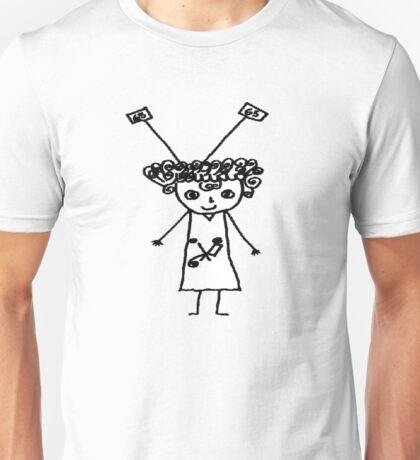 anna knits by Orlando age 6 Unisex T-Shirt