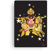 We Love Chica Canvas Print