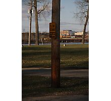 Lawrence Park Photographic Print