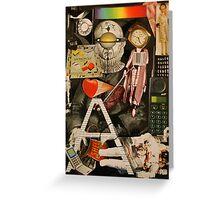 Time Capsule [30491/. Greeting Card