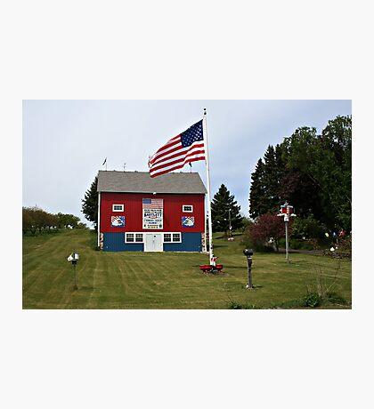House of Patriots Photographic Print