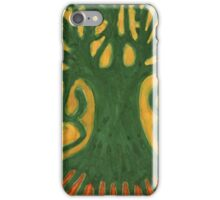 Primitive Tree iPhone Case/Skin