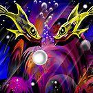 """Intergalactic Space Aquarium"" by Steve Farr"