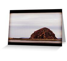 Moro Rock 4 Greeting Card