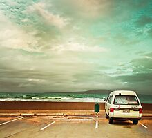Travelers Van - New Zealand by Cubagallery
