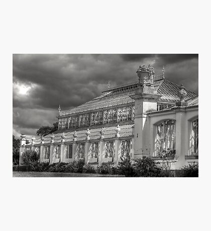 Temperate House Kew Gardens Photographic Print