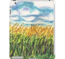 Lonely Scarecrow iPad Case/Skin