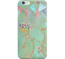 Magical Bicycle Tour enchanted, whimsical art iPhone Case/Skin