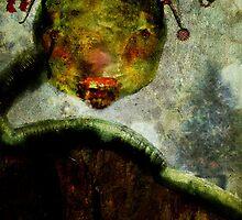 The Giant Xmas Worm. by benj dawe