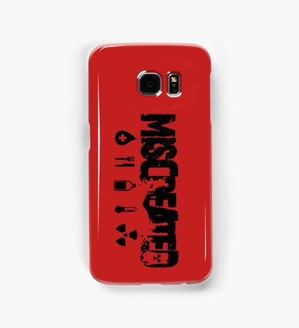 Miscreated  Design 2 Red (Official) Samsung Galaxy Case/Skin
