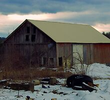 Ramshackle by smalletphotos