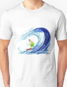 Surf collections Unisex T-Shirt