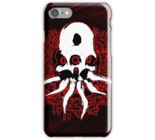 Alien Skull iPhone Case/Skin