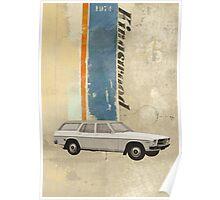 1974 Holden Kingswood Poster
