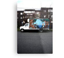 victoria truck Metal Print