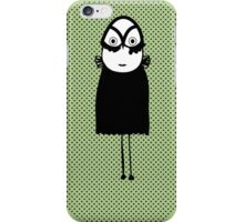 The little owl girl iPhone Case/Skin