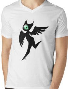 Vivi eyemonster Mens V-Neck T-Shirt