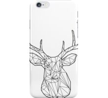 Buck the Line iPhone Case/Skin