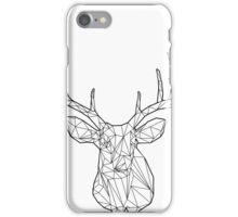 Buck the Line iPhone Case/Skin