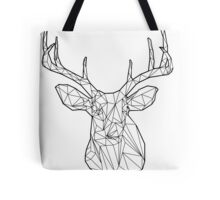 Buck the Line Tote Bag