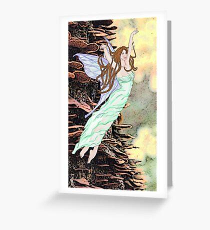 Levity (Lynsye Medalia) Greeting Card