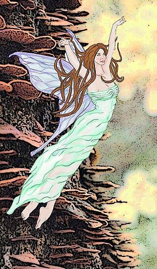 Levity (Lynsye Medalia) by Sally O'Dell