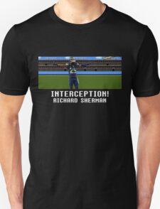Tecmo Bowl Richard Sherman Unisex T-Shirt