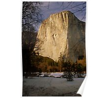 El Capitan, Yosemite Poster