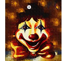 Payaso Photographic Print