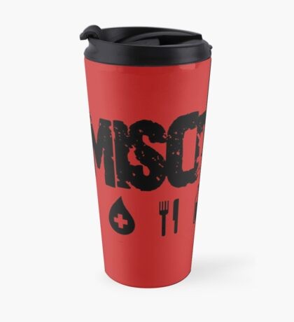 Miscreated  Design 2 Red (Official) Travel Mug