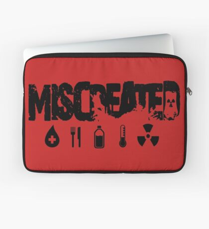 Miscreated  Design 2 Red (Official) Laptop Sleeve