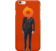 half man half origin iPhone Case/Skin
