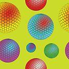Bubbles seamless texture by Laschon Robert Paul