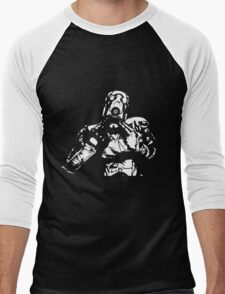 Psycho (Borderlands) Men's Baseball ¾ T-Shirt