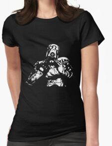 Psycho (Borderlands) Womens Fitted T-Shirt
