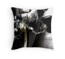 When BLING goes wrong Throw Pillow