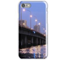 Twilight on the Gold Coast iPhone Case/Skin